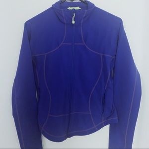 Purple Forme Lululemon Jacket